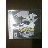 Pokemon Black Para Nintedo Ds/3ds