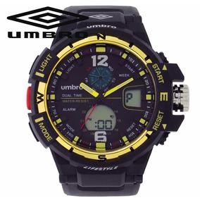 Reloj Umbro Umb-012-4 Deportivo Analogo Digital Caballero
