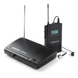 Sistema Monitoreo Inalámbrico Transmisor Y 1 Body Pack
