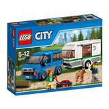 City Van & Caravan Art.60117 Edad +5 Años Lego