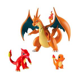 Figura Pokemon Mega Evolution Charizard Y Set