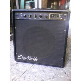 Permuto Amplificador Bajo Dean Markley Usa K300b 150w Envio!