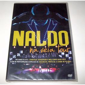 Dvd Nacional - Naldo - Na Veia Tour - Lacrado.