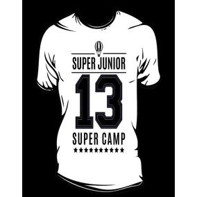 Super Junior 2 Playera Hombre, Mujer Unitalla Sublimada