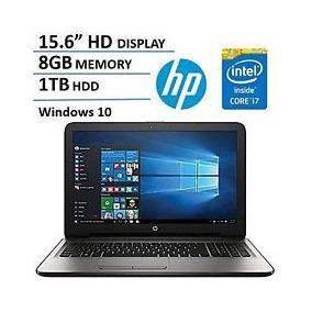 Hp Core I7 Septima, 8gb, 1 Tera,15.6, Nuevas !!oferta