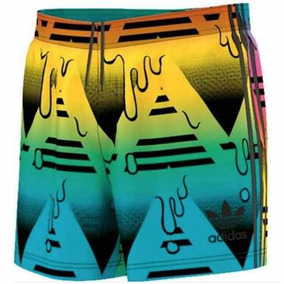 Short Natacion Originals Soccurf Hombre adidas Aj7840