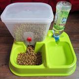Dispensador De Comida Y Agua Para Mascotas