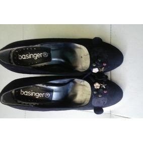 Zapato Sandalia De Dama Basinger Talla 38
