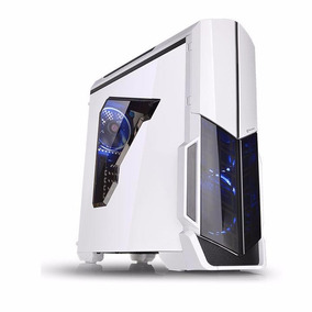 Gabinete Gamer Thermaltake Versa N21 Snow