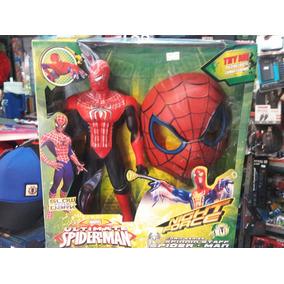 Homem Aranha Com Máscara