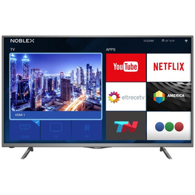 Tv Led 50 Ea50x6100 Full Hd Smart Tv Noblex