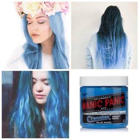 Manic Panic Tinta Semi Permanente Blue Angel Lançamento Nyc