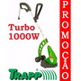 Aparador E Cortador De Grama Trapp - Turbo Master 1000w