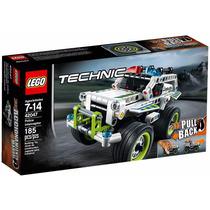 Lego Technic - Intercetor Da Polícia 42047