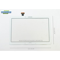 Touch Samsung Galaxy Note 10.1 P600 P605 P601 Nuevo Blanco