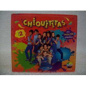 Cd Chiquititas- Volume 2- Sbt