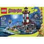 Juguete ¡scooby Doo! Lego 437 Pcs Frecuentados Faro De Ladr