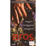 Eros Vhs Gong Li Drama Romance Erotico