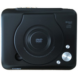 Reproductor De Dvd Ultra Compacto Coby Dvd-209