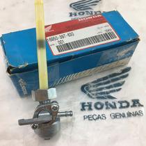 Torneira Tanque Gasolina Cg Today Titan Nova Original Honda