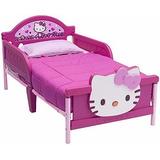 Delta Hello Kitty Cama Camita Infantil 3d Toddler