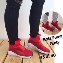 Calzado Puma Punta Fenty, Bota, Zapato Para Dama