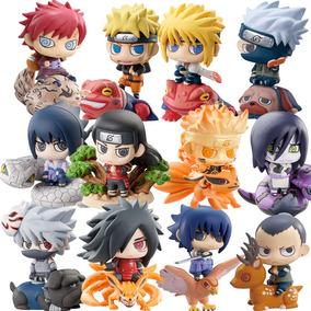Miniaturas (chibi)petit Naruto R$29,99 Cada Varios Modelos