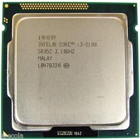 Processador Intel Core I3-2100 3.10ghz Lga1155 + Brinde