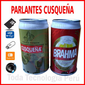 Parlante Cusqueña Portatil Usb Radio Envíos A Todo Perú