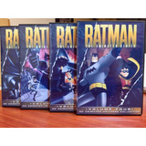 Batman La Serie Animada, Temporada 1 A La 4 C/u En Dvd