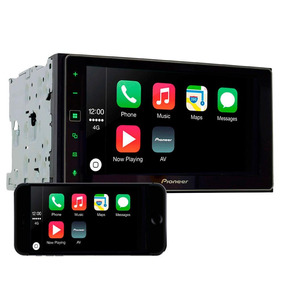 Central Pioneer 2 Din Sph-da138tv Tv Apple Carplay Android