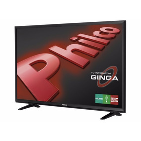 Tv Led 32 Philco Ph32e31dg Hd Com Conversor Digital Hdmi Us