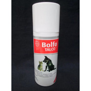 Bolfo Bayer Talco 100 Gr Antipulgas