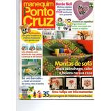Revista Manequim Ponto Cruz Editora Abril 6 Revistas