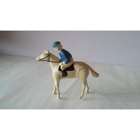 Cuidadisimo Juguete Equestre De Celuloide (sololoi)