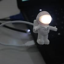 B Lote 40 Lámpara Astronauta Usb, Escritorio, Laptop