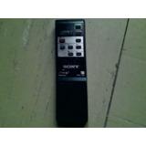 Control Remoto Para Videocasetera Beta Marca Sony