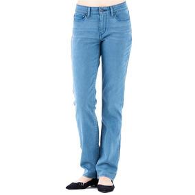 Calça Feminina Jeans Curve Id Demi Curve Levi`s - Indigo