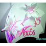 Carteles Mariposa 15años Bodas Aniversaros Fiestas Eventos