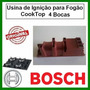 Usina De Ignição Do Fogao Cooktop Bosch 4 Bocas Original