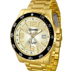 Relógio X-games Masculino Dourado - Xmgs1027 C2kx