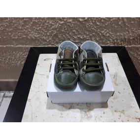 Tenis Zapatos Para Bebe Tipo Converse