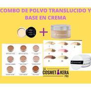Combo De Maquillaje En Crema Chico Y Polvo Chico Dermatisse
