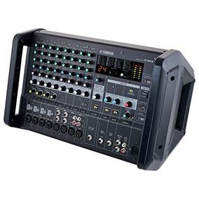 Yamaha Emx5 De 12 Entradas De Mezcla Estéreo Con Efectos Ds