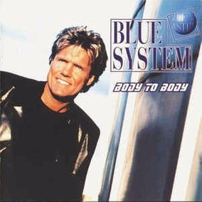 Cd Blue System - Body To Body (modern Talking)