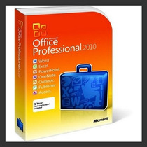 Office Professional Plus 2010 - Chave Original - Online
