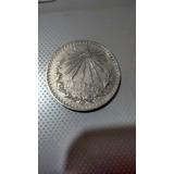 1 Peso Resplandor. Plata Pura Ley 0.720