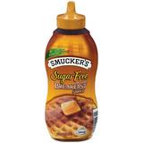 Maple Syrup Calda Para Panqueca Smuckers Sem Açucar 429ml