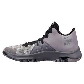 Botin Baloncesto Nike Ao4430011 Air Hombre Gris 25-29 Q3