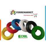 Cable #12 Thw 100% Cobre - Nacional